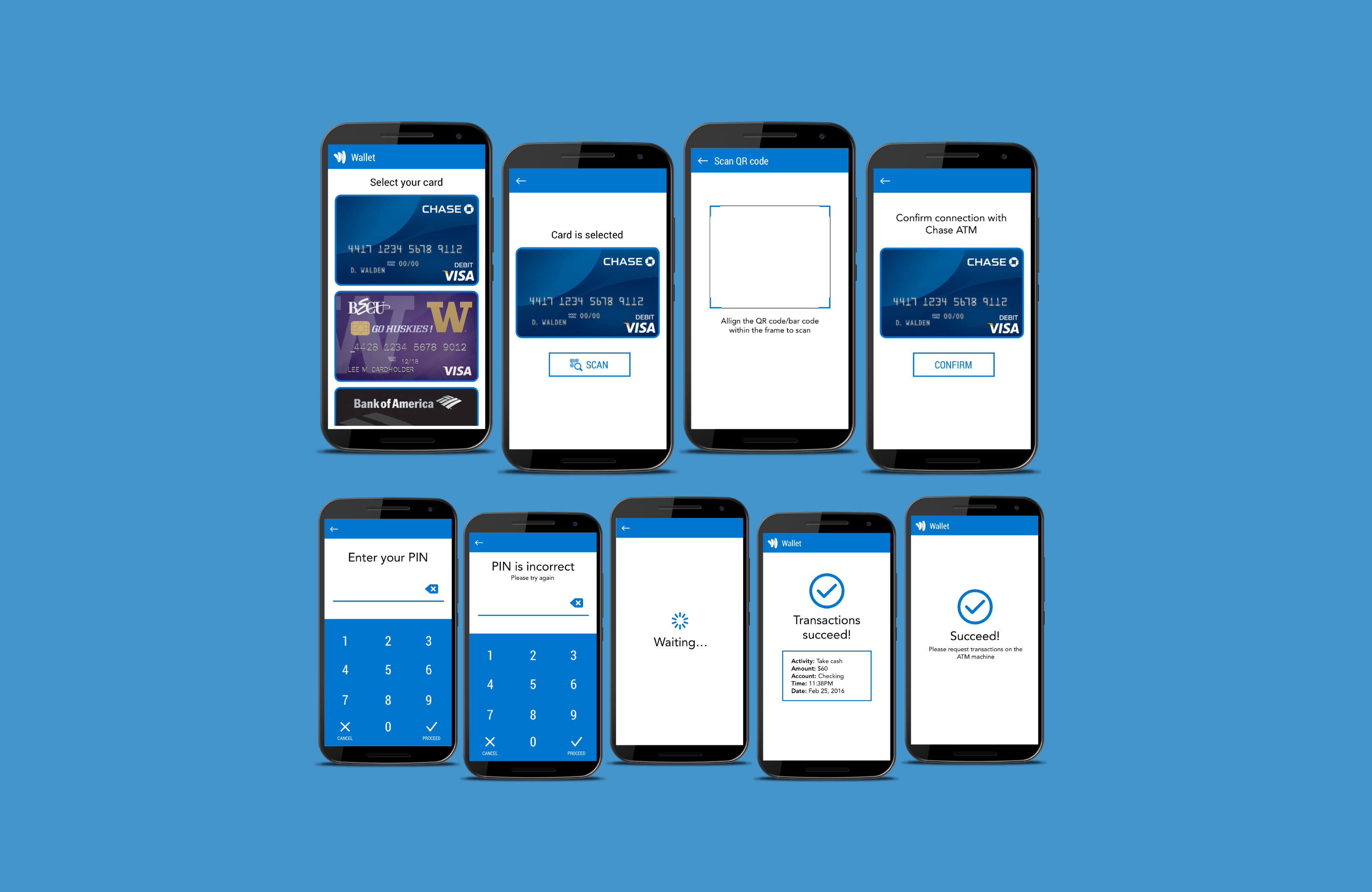 Chase ATM/App Redesign